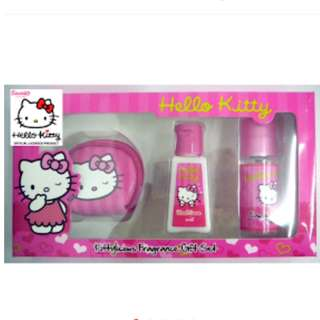Hello Kitty Fragrance with purse gift set