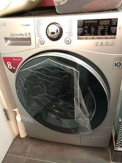 LG washing machine 洗衣機