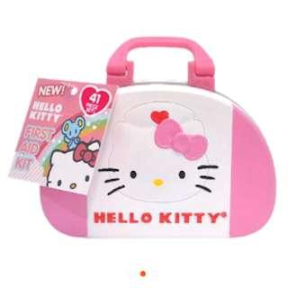 Hello Kitty First Aid Kit