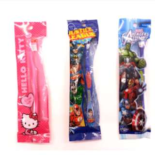 Hello Kitty (ONLY) Single Toothbrush