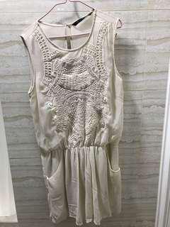 Zaza- maternity one piece dress