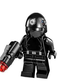 Lego Imperial Gunner from Star Wars