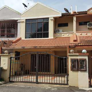 Taman Baiduri @ Danga Double Storey Terrace House
