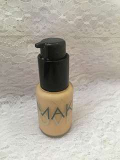 Foundation make over shade 01 ochre Original
