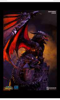 Sideshow Deathwing from World of Warcraft