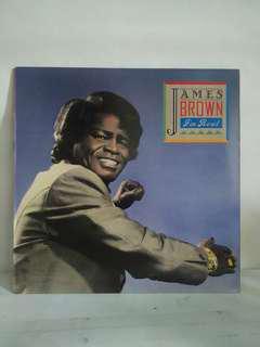 Vinyl Piringan Hitam James Brown