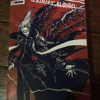 Trinity Blood: Rage Against the Moons Vol 1