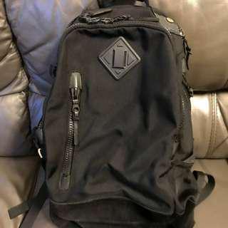 Visvim Ballistic 20L Backpack 9成新 (原價$6685)
