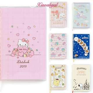 🎉FREE STICKER ends 19/8!🎉🔴45% OFF ($19.90)➡️ FOLLOWERS ONLY!🔴🚫Non Followers Buy at $19.90🚫🌻AUTHENTIC BRAND NEW🌻💖SANRIO ORIGINAL Hello Kitty Pocket Organiser Data Book💋No pet No smoker Clean Hse💋