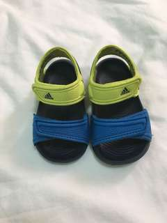 Adidas sandals/slippers