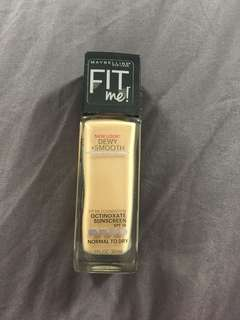Maybelline Fit Me Dewy & Smooth shade 210