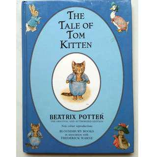 Preloved Story Book - The Tale of Tom Kitten