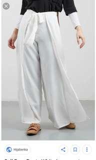 Bara Pants White Hijabenka