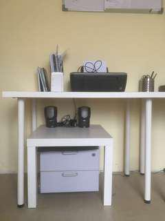 IKEA LINNMON Table