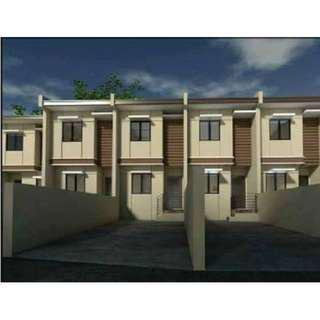 Townhouse for Sale in Tres Hermanas Antipolo near SM Cherry 100% Not flooded area