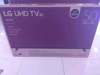 lg 50 inch 4k uhd smart led tv model: 50uk6300