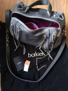 Botkier legacy suede and leather bag