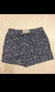 Jack wills floral shorts sporty