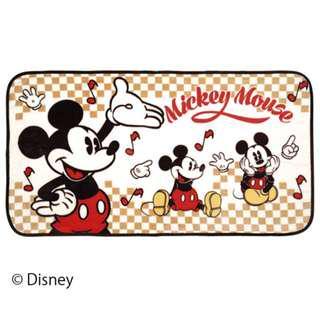 (清屋平賣*包郵)Disney Mouse 米奇老鼠 毛氈 被仔