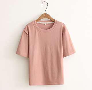 Salmon Pink Shirt