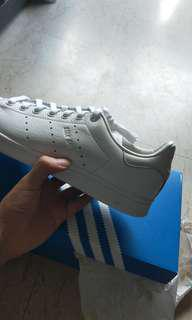 STAN SMITH ENDORESED *FULL LEATHER*