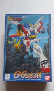 G Gundam Bandai Neo Japanese Mobile Fighter GF13