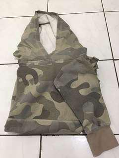 Army Hoddie Man (Big Size)