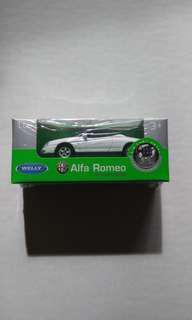 NEX Alfa Romeo Diecast