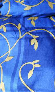 Cadar Tilam Single Bedsheet + 1 pillow case