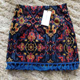 Zara Skirt- Brand new with tags