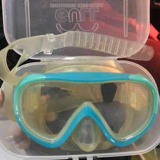 1b70633b318 Coco Gull Diving Mask