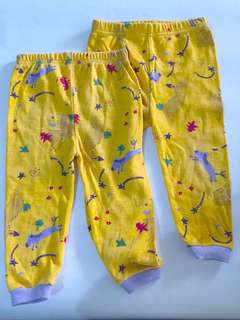 Carters pajamas set of 2