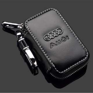 [NEW] Audi Car Key Holder Pouch (Type D)