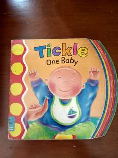 Tickle one baby ( board books)