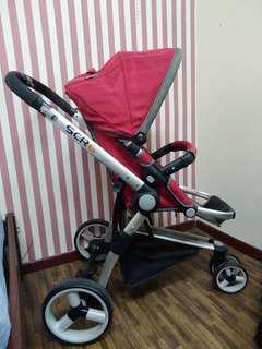 Stroller sweet cherry scr6
