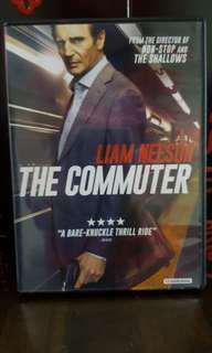 ORIGINAL DVD - The Commuter