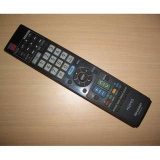 ★★★ 《 Sharp》 TV iDTV Remote 原廠電視搖控 原装電視遙控 Remote Control ★★★