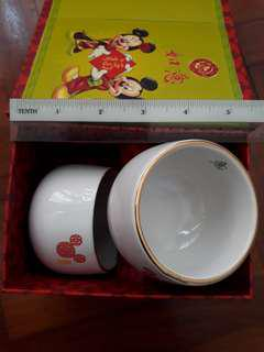 Special edition Tea cups