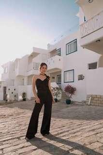 FOR RENT: Apartment 8 Black Mcqueen Pantsuit/Jumpsuit