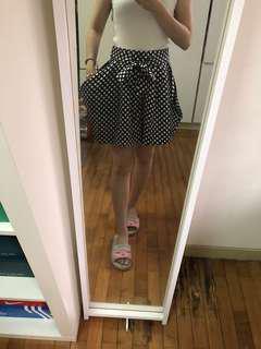 設計師品牌點點褲裙