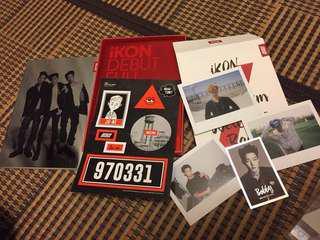 IKON Debute Full Album