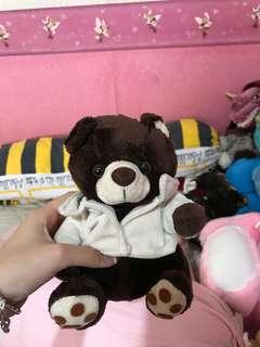 boneka bear merchandise hsbc #MAUCOACH