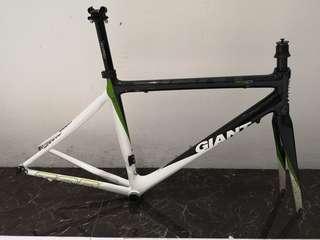 Giant TCR C1 full carbon road bike frame