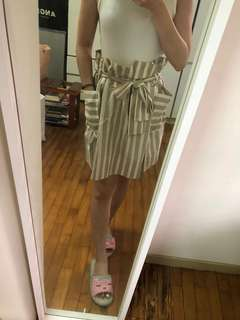 STEPHANE  DOUㄧ片裙