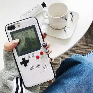 iPhone 8 Plus case game
