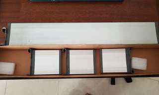 Rationell drawer divider