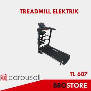 Treadmill Total TL-607 Alat Fitness