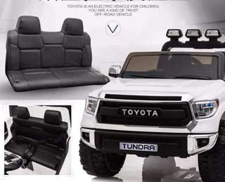toyota tundra for kids