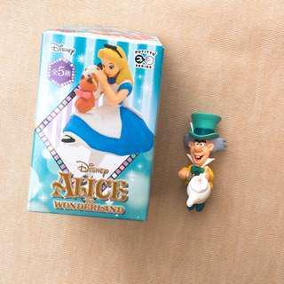 迪士尼Disney愛麗絲夢遊仙境 杯盤子 擺設
