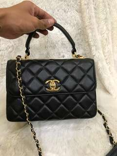 Chanel Trendy CC top limited stok